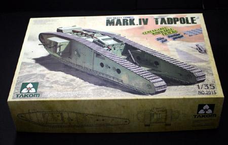 Luckymodel Com Takom Wwi Heavy Battle Tank Mark Iv Male