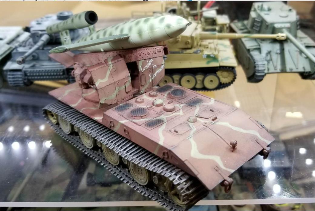 waffenträger auf panzer e 100