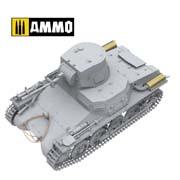 Ammo by MIG 1//16 Panzer I Ausf A BREDA Limited Edition # MIG-8503