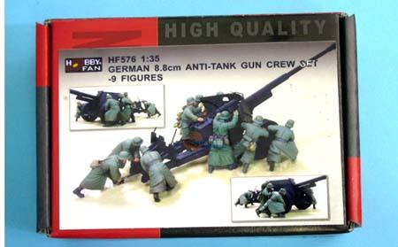 1:35 German Anti-Armor Infantry High Quality Resin Figure Kit